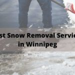 The 5 Best Snow Removal Services in Winnipeg